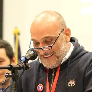 Daniele Calosi, FIOM