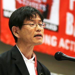 Takeshi Takeshita, Zenroren